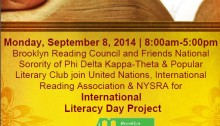 BRC International Literacy Day